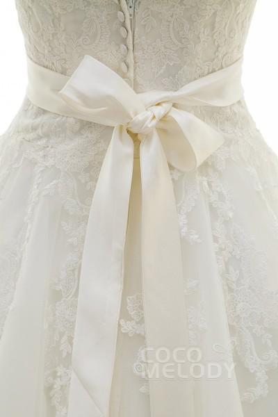 443113a1f7d76 AB0001 サッシュベルト 花嫁 ビーズ ラインストーン コサージュ リボン式 ウェディング小物